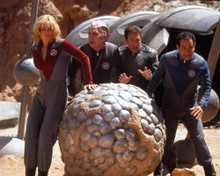 Tim Allen & Alan Rickman in Galaxy Quest Poster and Photo