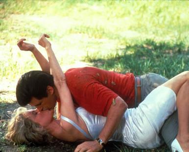 Alec Baldwin & Kim Basinger in The Getaway (1994) Poster and Photo