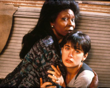 Demi Moore & Whoopi Goldberg in Ghost Poster and Photo