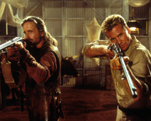 Val Kilmer & Michael Douglas in The Ghost and the Darkness Poster and Photo