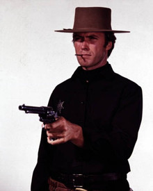 Clint Eastwood in Hang 'Em High Poster and Photo