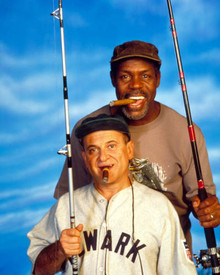 Danny Glover & Joe Pesci in Gone Fishin' Poster and Photo