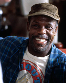 Danny Glover in Gone Fishin' Poster and Photo
