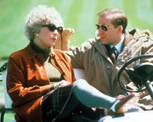 Shirley MacLaine & Nicolas Cage in Guarding Tess Poster and Photo