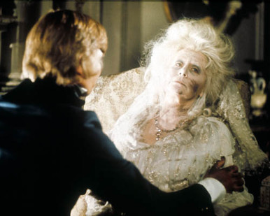 Michael York & Margaret Leighton in Great Expectations (1974) Poster and Photo