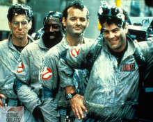 Bill Murray & Ernie Hudson in Ghostbusters Poster and Photo