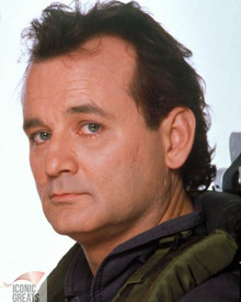 Bill Murray in Ghostbusters Poster and Photo