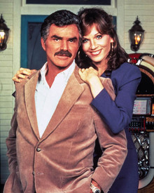 Burt Reynolds & Marilu Henner in Evening Shade Poster and Photo