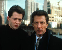 Dustin Hoffman & Matthew Broderick in Family Business Poster and Photo