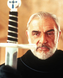 Sean Connery in First Knight Poster and Photo