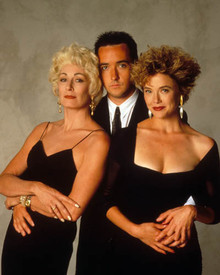 John Cusack & Annette Bening in The Grifters Poster and Photo