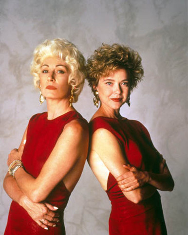 Annette Bening & Anjelica Huston in The Grifters Poster and Photo