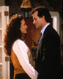 Bill Murray & Andie MacDowell in Groundhog Day Poster and Photo