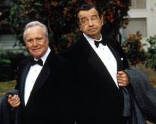 Walter Matthau & Jack Lemmon in Grumpier Old Men Poster and Photo