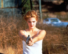 Drew Barrymore in Guncrazy Poster and Photo