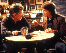 Michael J. Fox & James Woods in The Hard Way Poster and Photo