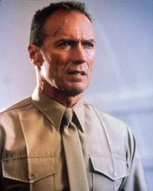 Clint Eastwood in Heartbreak Ridge Poster and Photo