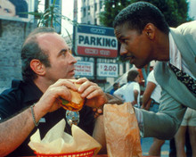 Bob Hoskins & Denzel Washington in Heart Condition Poster and Photo