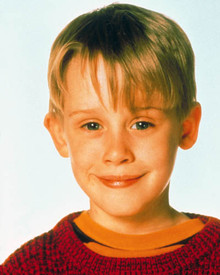 Macaulay Culkin in Home Alone Poster and Photo