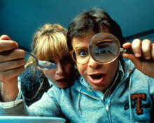 Rick Moranis & Marcia Strassman in Honey, I Shrunk the Kids Poster and Photo