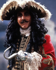 Dustin Hoffman in Hook Poster and Photo