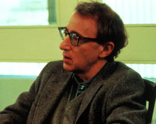 Woody Allen in Husbands and Wives Poster and Photo