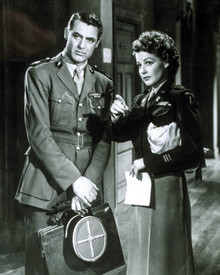 Cary Grant & Ann Sheridan in I Was a Male War Bride Poster and Photo