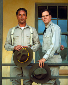 Craig Sheffer & Don Johnson in In Pursuit of Honor Poster and Photo