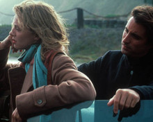 Andy Garcia & Uma Thurman in Jennifer Eight Poster and Photo