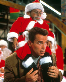 Arnold Schwarzenegger in Jingle All the Way Poster and Photo