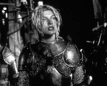 Milla Jovovich in Joan of Arc (2000) Poster and Photo