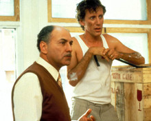 James Woods & Alan Arkin in Joshua Then and Now Poster and Photo
