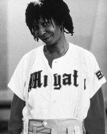 Whoopi Goldberg in Jumpin' Jack Flash Poster and Photo