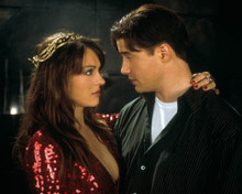 Brendan Fraser & Elizabeth Hurley Poster and Photo
