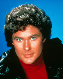 David Hasselhoff in Knight Rider Poster and Photo