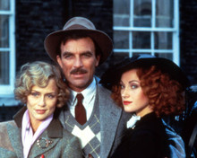 Tom Selleck & Lauren Hutton in Lassiter Poster and Photo