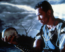 Arnold Schwarzenegger in Last Action Hero Poster and Photo