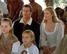 Mel Gibson & Joely Richardson in The Patriot Poster and Photo