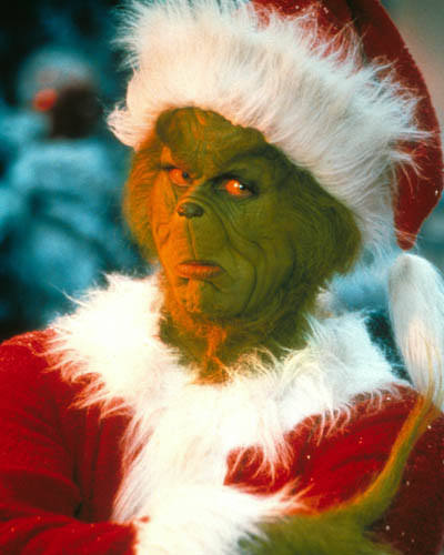 How The Grinch Stole Christmas Jim Carrey.Jim Carrey In Dr Seuss How The Grinch Stole Christmas A K A The Grinch A K A How The Grinch Stole Christmas Premium Photograph And Poster 1007903
