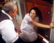 Bob Hoskins & Elaine Cassidy in Felicia's Journey Poster and Photo