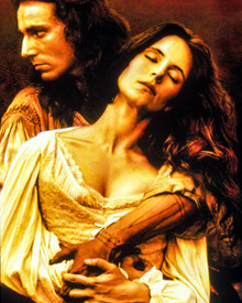 Daniel Day-Lewis & Madeleine Stowe in Last of the Mohicans Poster and Photo