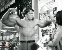 Arnold Schwarzenegger in Hercules In New York a.k.a. Hercules Goes Bananas a.k.a. Hercules - The Movie Poster and Photo