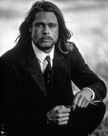 Brad Pitt in Legends of the Fall Poster and Photo