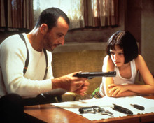 Natalie Portman & Jean Reno in Leon a.k.a. The Professional Poster and Photo