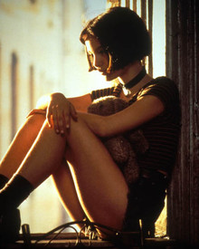 Natalie Portman in Leon a.k.a. The Professional Poster and Photo