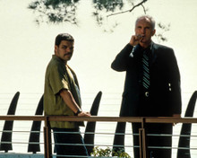 Terence Stamp & Luis Guzman in The Limey Poster and Photo