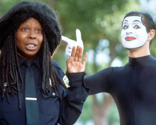 Whoopi Goldberg in National Lampoon's Loaded Weapon Poster and Photo