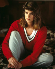 Kirstie Alley in Look Who's Talking Poster and Photo