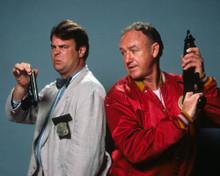 Gene Hackman & Dan Aykroyd in Loose Cannons Poster and Photo