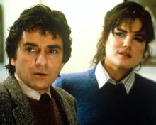 Dudley Moore & Elizabeth McGovern in Lovesick Poster and Photo